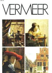 4 planches VERMEER : La dentellière / L'atelier / La ruelle / La dame au chapeau rouge. - Couverture - Format classique