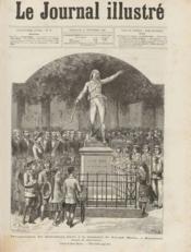 Journal Illustre (Le) N°39 du 25/09/1881 - Couverture - Format classique