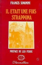 Il était une fois Strappona - Couverture - Format classique