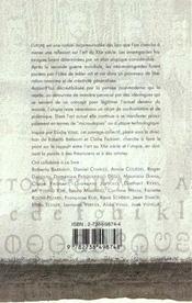 L'Art Au Xx Siecle - 4ème de couverture - Format classique