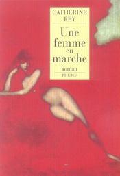 Une Femme En Marche - Intérieur - Format classique