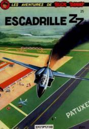 Buck Danny t.25 ; escadrille ZZ - Couverture - Format classique