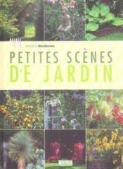 Petites scenes de jardin - Couverture - Format classique