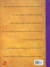 Masque De Brumes (Le) - 4ème de couverture - Format classique