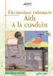 Electronique embarquee : aide a la conduite (dvd) - Couverture - Format classique