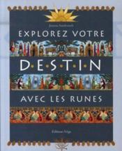 Explorez Votre Destin Avec Les Runes - Couverture - Format classique