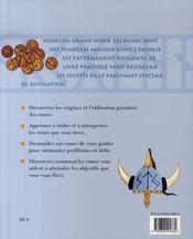 Explorez Votre Destin Avec Les Runes - 4ème de couverture - Format classique