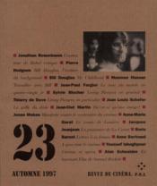 Revue Trafic N.23 - Couverture - Format classique
