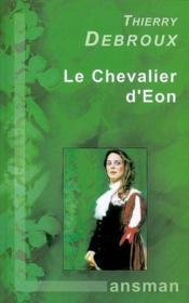 Le chevalier d'eon - Couverture - Format classique