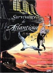 Les survivants de l'Atlantique t.4 ; trésor mortel - Couverture - Format classique