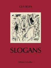 Slogans - Couverture - Format classique