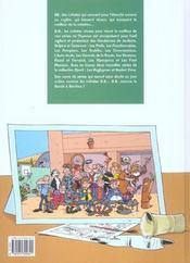 La Bande A Bamboo T.3 - 4ème de couverture - Format classique