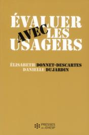 Vente  Evaluer avec les usagers  - Ehesp Ehesp - Donnet Descartes/ Du - Donnet Descarte - Donnet-Descartes E. - Donnet-Descartes