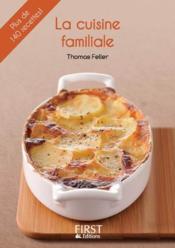La cuisine familiale - Couverture - Format classique