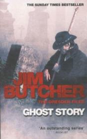 Vente livre :  GHOST STORY - THE DRESDEN FILES: BOOK 13  - Jim Butcher