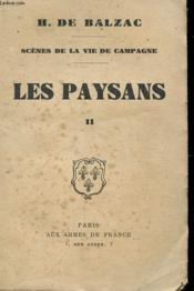 Scenes De La Vie De Campagne - Tome 2 - Le Paysan - Couverture - Format classique