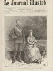 Journal Illustre (Le) N°40 du 02/10/1881 - Couverture - Format classique