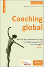Vente livre :  Coaching global t.2 ; t.1 et t.2  - Jerome Curnier