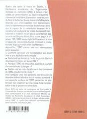 L'Organisation Mondiale Du Commerce 2e Edition - 4ème de couverture - Format classique