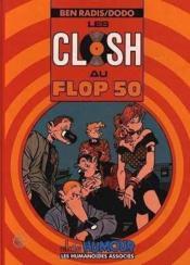 Les Closh : Closh Au Flop 50 - Couverture - Format classique