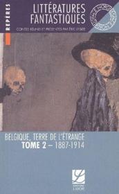 Belgique, terre de l'étrange t.2 ; 1830-1887 - Couverture - Format classique