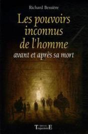 Pouvoirs Inconnus De L'Homme - Couverture - Format classique
