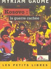 Kosovo : La Guerre Cachee - Intérieur - Format classique