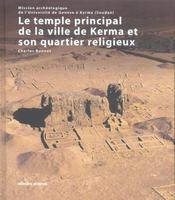 Le Temple Principal De La Ville De Kerma Et Son Quartier Religieux - Intérieur - Format classique