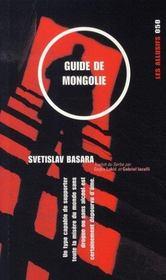 Guide de mongolie - Intérieur - Format classique