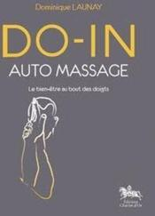 Vente  Do-in auto massage  - Dominique Launay