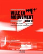 Usage Et Paysage De La Ville En Mouvement - Couverture - Format classique