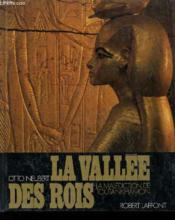 La Vallee Des Rois - La Malediction De Toutankhmon - Couverture - Format classique