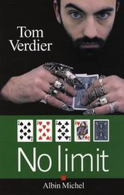 Vente livre :  No limit  - Verdier-T