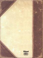Le livre de fées séchées de Lady Cottington - 4ème de couverture - Format classique
