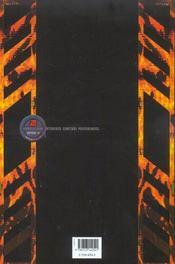 Ghost in the shell t.4 ; Manmachine interface 2 - 4ème de couverture - Format classique