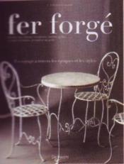 Fer forgé - Couverture - Format classique