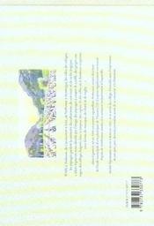 Le pays cathare en aquarelles - 4ème de couverture - Format classique