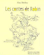 Les Contes De Robin - Intérieur - Format classique
