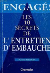 Les 10 Secrets De L'Entretien D'Embauche - Couverture - Format classique