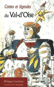Contes et légendes du Val-d'Oise - Couverture - Format classique