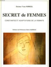 Secret de femmes - Couverture - Format classique