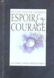 Espoir et courage - Intérieur - Format classique