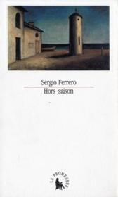 Hors Saison - Couverture - Format classique