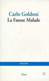 Fausse Malade (La) - Couverture - Format classique
