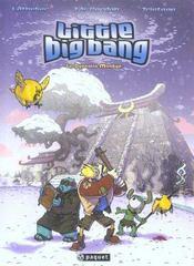 Little Big Bang T1 La Dynastie Monkyz - Intérieur - Format classique