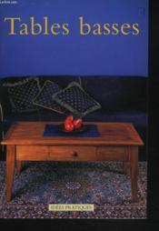 Tables Basses - Couverture - Format classique
