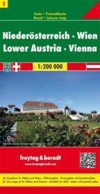 Vienne - Lower Austria - Couverture - Format classique