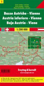 Vienne - Lower Austria - 4ème de couverture - Format classique