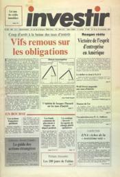 Investir N°564 du 10/11/1984 - Couverture - Format classique