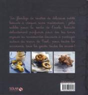 Petits biscuits - 4ème de couverture - Format classique